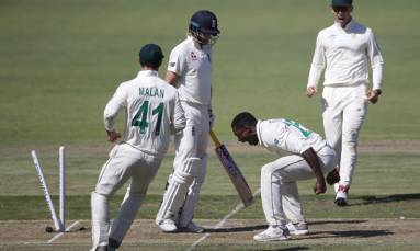 South Africa coach Boucher 'concerned' by Rabada ban