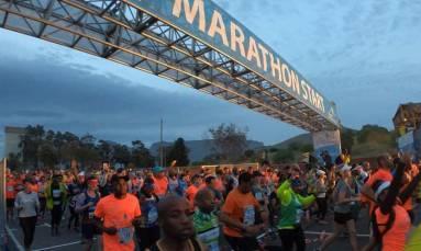 Kenya's Koech, Chepchirchir claim CT Marathon wins