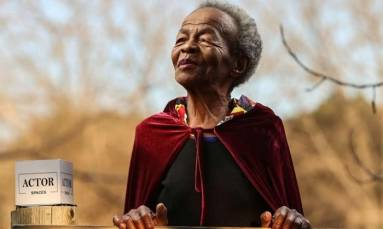 WATCH LIVE: Funeral service for veteran actress Mary Twala