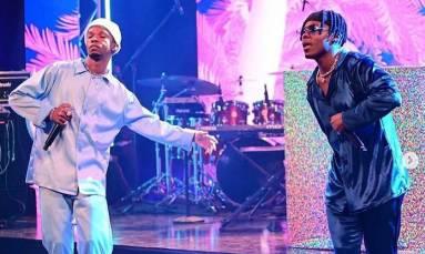 'Sama' yomuthi: Blaq Diamond make SA Music Awards history