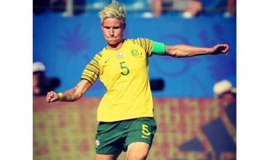 Van Wyk not planning to retire: I want a women's Afcon gold medal