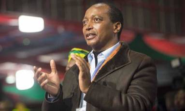 Ahmad only possible obstacle to Motsepe becoming CAF president