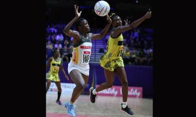 Spar Proteas fall short against Jamaica in Netball Nations Cup opener