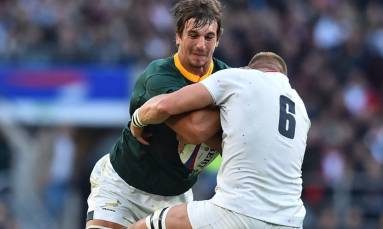 Etzebeth to lead Boks against Wallabies in Rugby Championship opener