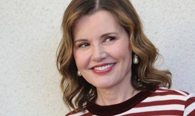 Hollywood isn't as progressive as you think, says Geena Davis