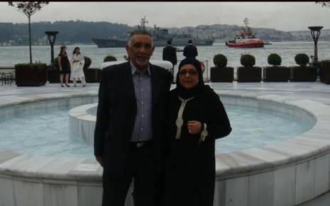Saait Magiet (left). Picture: Facebook