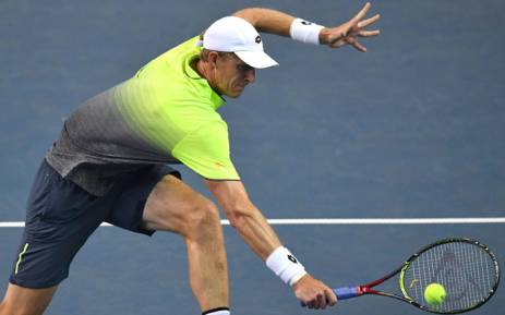 FILE: South African tennis player Kevin Anderson. Picture: @KAndersonATP/Twitter