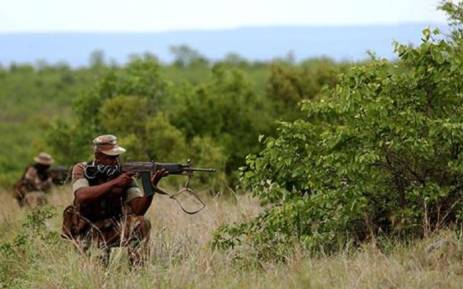 FILE: This file photo shows rangers at the Kruger National Park. Picture: EWN.