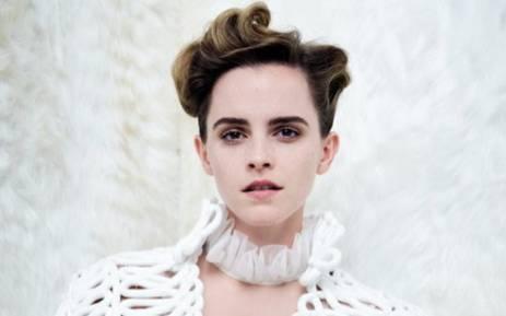 FILE: Emma Watson. Picture: Vanity Fair.