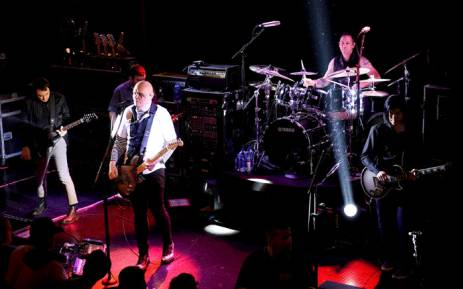 Musician Billy Corgan performs with the Smashing Pumpkins at the Troubadour on 27 June 2018 in West Hollywood, California. Picture: AFP