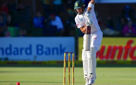 Proteas opener Aiden Markram against Zimbabwe in Port Elizabeth December 2017. Picture: Twitter/@OfficialCSA