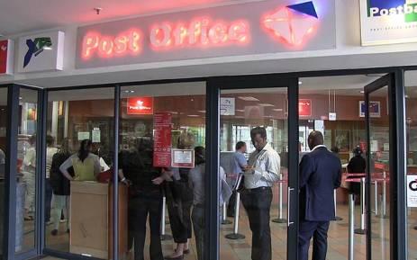 FILE: The Benmore Gardens post office in Johannesburg. Picture: Reinart Toerien/EWN.