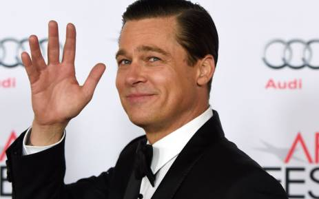 FILE: Brad Pitt. Picture: AFP/Getty Images