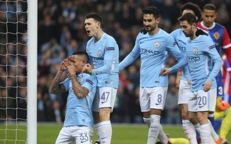 FILE: Manchester City advanced to the Champions League quarter-finals despite suffering their first home loss to FC Basel in over a year. Picture: Facebook.