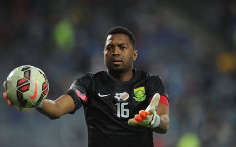 FILE: Bafana Bafana goalkeeper Itumeleng Khune. Picture: Facebook