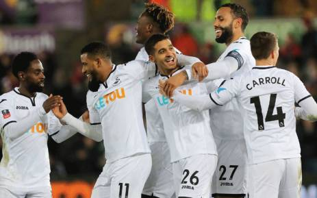 Rampant Swansea City thrashed fourth-tier Notts County 8-1 in a replay to reach the FA Cup fifth round on 6 February 2018. Picture: Facebook.
