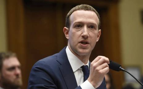FILE: Facebook CEO and founder Mark Zuckerberg testifies during a US House Committee on Energy and Commerce hearing about Facebook on Capitol Hill in Washington, DC, 11 April, 2018. Picture: AFP
