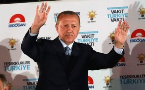 Turkey to boycott US-made electronic products: Erdogan