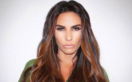FILE: Former glamour model Katie Price. Picture: @KatiePrice/Twitter.