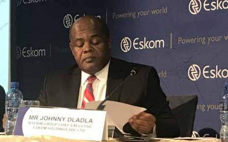 Johnny Dladla on 19 July 2017. Picture: Kgothatso Mogale/EWN.