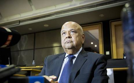 FILE: Finance Minister Pravin Gordhan.  Picture: Reinart Toerien/EWN