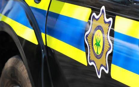 Police van. Picture: SAPS.