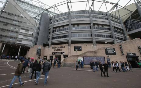 Newcastle United stadium. Picture: www.nufc.co.uk.