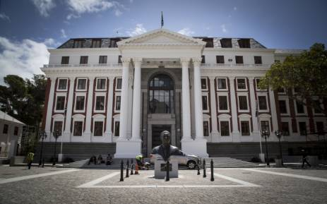 The Parliament of South Africa. Picture: EWN