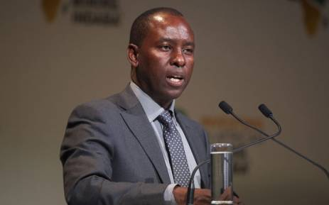 FILE: Mineral Resources Minister Mosebenzi Zwane. Picture:  AFP.