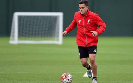 Liverpool midfielder Philippe Coutinho. Picture: Twitter/@CoutinhoStats.