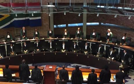 The Constitutional Court. Picture: Gia Nicolaides/EWN.