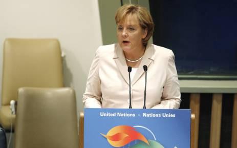 Angela Merkel. Picture: United Nations Photo.