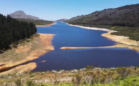 A general view of Steenbras Dam. Picture: Eduard de Kock/EWN