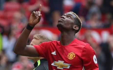 Manchester United midfielder Paul Pogba. Picture: Facebook.com.