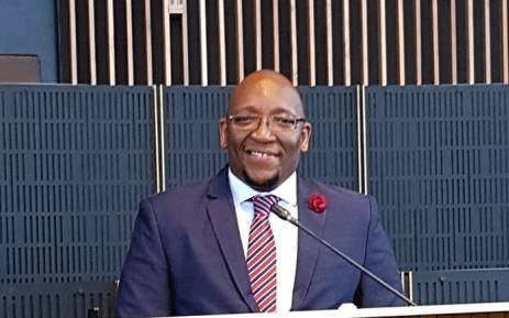 MMC for Finance in Johannesburg, Funzela Ngobeni. Picture: @CityofJoburgZA/Twitter
