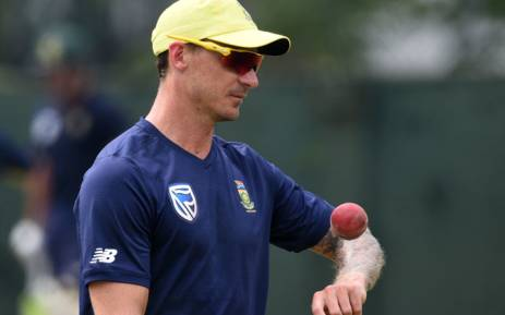 Proteas fast bowler Dale Steyn. Picture: AFP