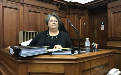 FILE: DNA expert Dr Antonel Olckers was the first witness called up by Henri van Breda's legal team on 9 October 2017. Picture: Monique Mortlock/EWN