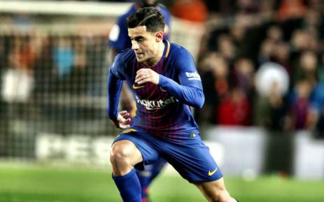 Philippe Coutinho's transfer from Liverpool was reported at about £142 million. Picture: @FCBarcelona/Twitter