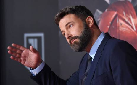 FILE: Ben Affleck arrives for the world premiere of Warner Bros. Pictures' 'Justice League' on 13 November 2017 at the Dolby Theater in Hollywood, California. Picture: AFP