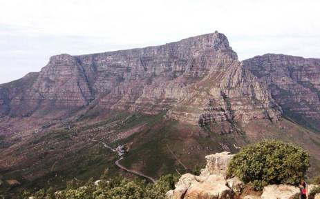 Table Mountain in Cape Town. Picture: Wilderness Search and Rescue Western Cape Facebook page