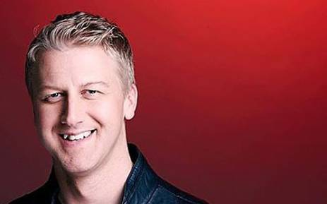 Outgoing 5FM DJ Gareth Cliff. Picture: Facebook.