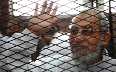 FILE: Head of Egypt's Muslim Brotherhood Mohamed Badie. Picture: AFP.