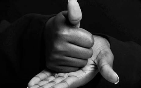 Sign language. Picture: Tshepiso Mokoena Foundation.