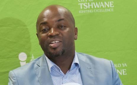 Tshwane Mayor Solly Msimanga. Picture: @SollyMsimanga/Twitter
