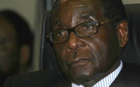 Zimbabwean President Robert Mugabe. Picture: Supplied