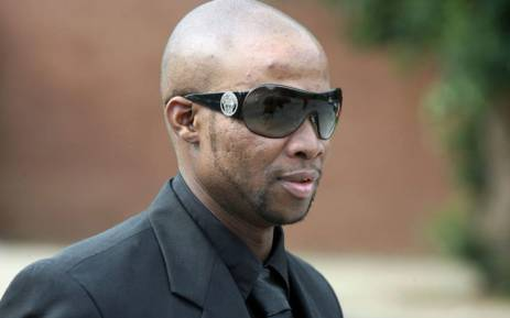 FILE: Mandoza pictured at the Roodepoort Magistrate Court on 8 December 2008. Picture: Gallo Images/Beeld/Felix Dlangamandla.