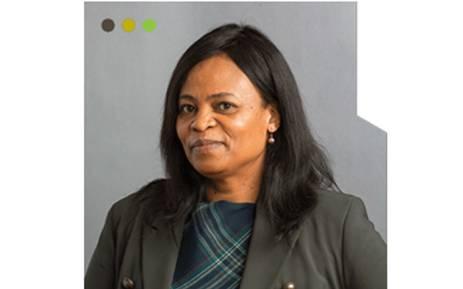 Linda Mabaso. Picture: transnet.net