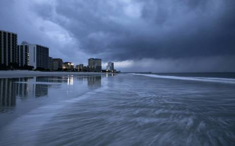 Hurricane Florence makes landfall, set to deluge Carolinas