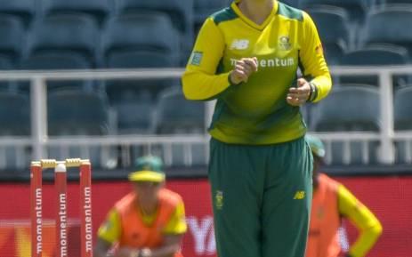 Dane van Niekerk will captain the Women's side. Picture: Twitter/@OfficialCSA