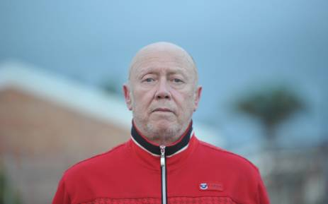 Mark Minnie, co-author of 'The Lost Boys of Bird Island' poses for a portrait during an interview few days before his death on 10 August 2018 in Port Elizabeth. Picture: Gallo Images/Netwerk24/Lulama Zenzile